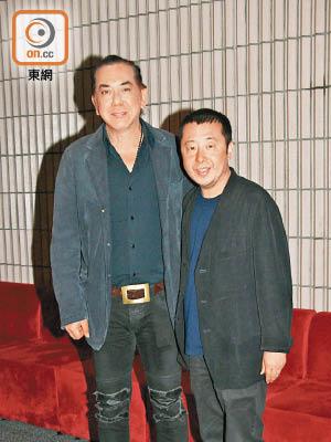 黄秋生做评审两天看8部电影:水平不太高,但看得明