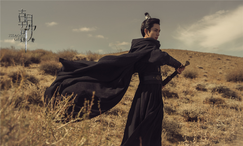 于正新剧《朝歌》曝光剧照写真 张曼玉摄影师掌镜