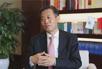 中国建筑总经理王祥明