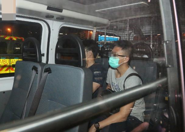 香港查外国乐队证件 入境处人员被打伤
