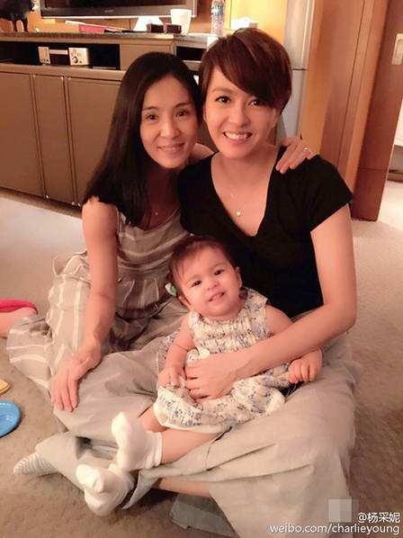 梁咏琪有意再造人 与杨采妮分享喂母乳心得