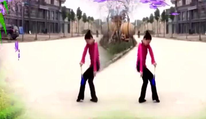 市政广场舞《梦中的兰花花》编舞艺莞儿