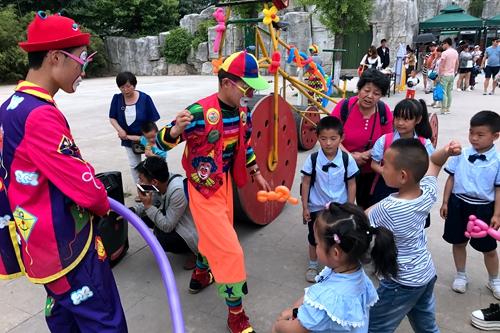 中国旅游日 秦岭野生动物园推出惠民公益活动