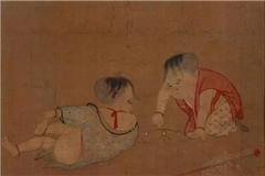 古代诗画中的烂漫童真(图)
