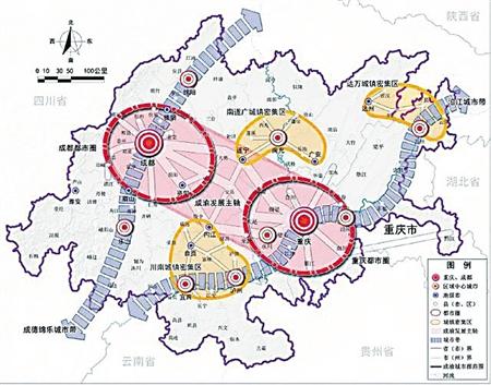定州西部开发区规划图