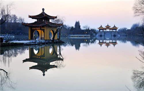 《大国小镇》专访  扬州瘦西湖景区:不出瘦西湖 享受扬州精致慢生活