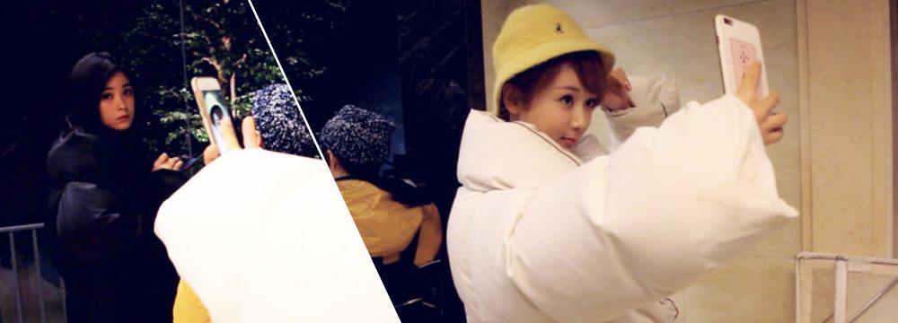 杨紫戴黄帽打扮俏皮 蒋欣在旁露出嫌弃的小眼神…