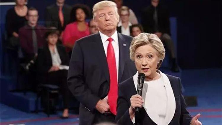 希拉里:特朗普将会被弹劾  最终耻辱下台