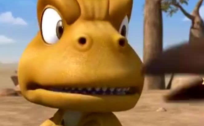 没礼貌的小恐龙阿贡图片