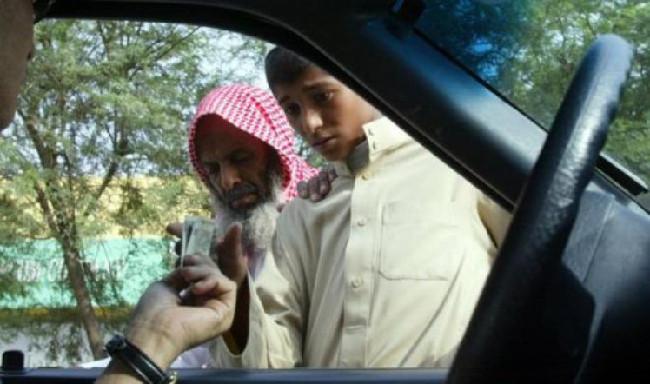 沙特乞丐们躺着赚钱 年收入高达13亿元 - 天在上头 - 我的信息博客