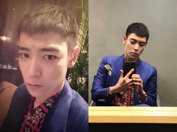 韩警1年前锁定YG家艺人!T.O.P先曝光是意外