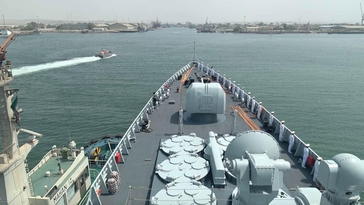 中国海军编队访问伊朗 冀加强两军求实替换单干