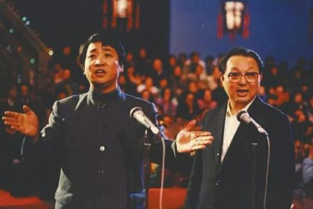 唐杰忠为捧好姜昆,戴了20年没镜片的眼镜