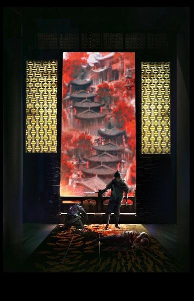 三池崇史将拍首部华语片 《不良人的游戏》概念图曝光