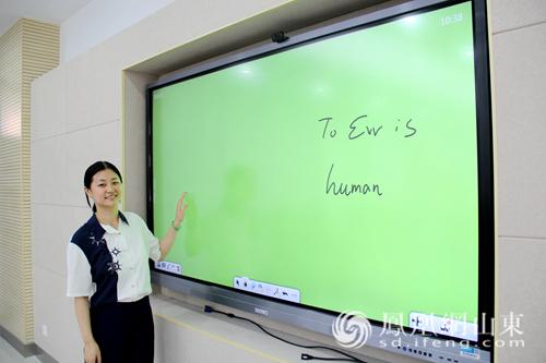 济南德润上海际高中创始人孙增俭生活英国学校专访图片