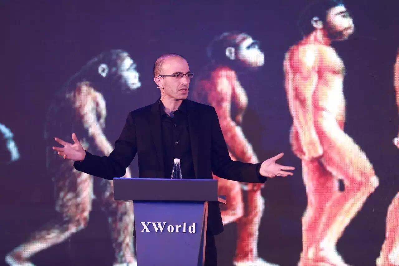 《人类简史》作者最新演讲:人类将会失去这些