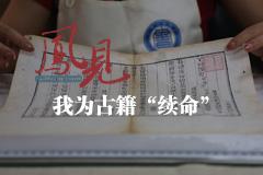 """凤见104期:我为古籍""""续命"""""""