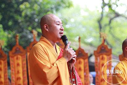 学问僧:佛教没有鬼节说法 祭祀已故亲人可以这样做