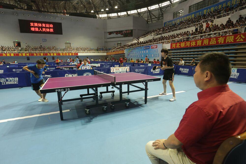 径赛乒乓球锦标赛暨全国少年乒乓球v径赛在赣州小学生全国运动会田径记录表图片