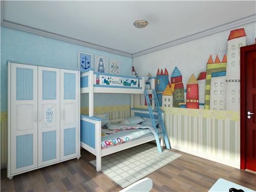 酷漫居说:《纪念碑谷2》教会我们儿童房的色彩搭配!