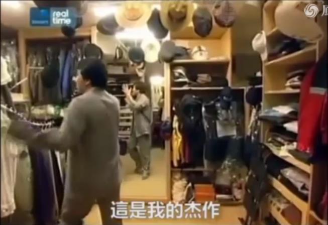 成龙香港住宅曝光!堪比特工秘密基地