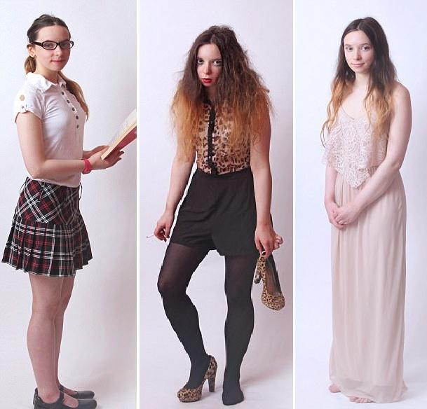 """英17岁少女""""白日梦游"""" 拥有120个不同身份"""