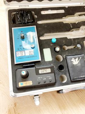 仪器显示室内甲醛含量超标3倍
