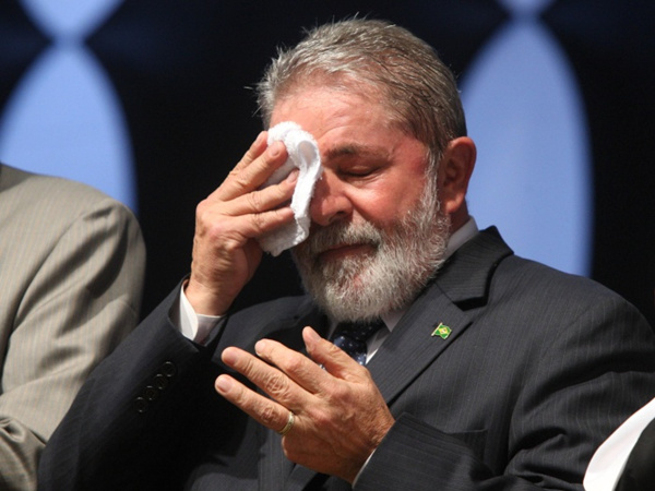 巴西前总统卢拉贪污罪名成立 被判入狱9年半(图)