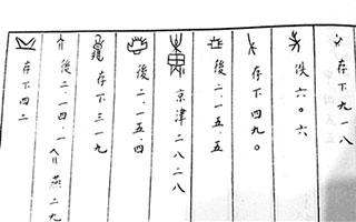 """中国文字博物馆发""""悬赏""""公告 单字奖励10万元"""