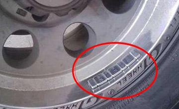 车轮上的这些铁块到底是什么 90%的司机不知道!