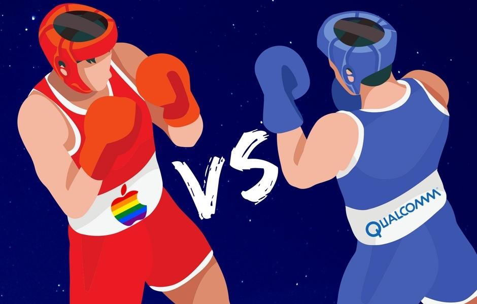 谷歌、英特尔挺苹果 称高通禁售iPhone损害消费者利益