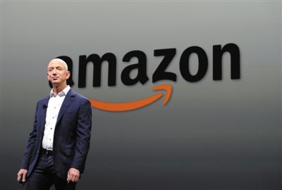 亚马逊CEO贝索斯成为全球新...