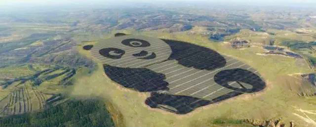 一带一路沿途将建百座熊猫形电站 凸显可爱一面