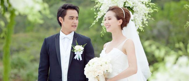 《天使的幸福》大结局 刘诗诗明道婚礼剧照曝光