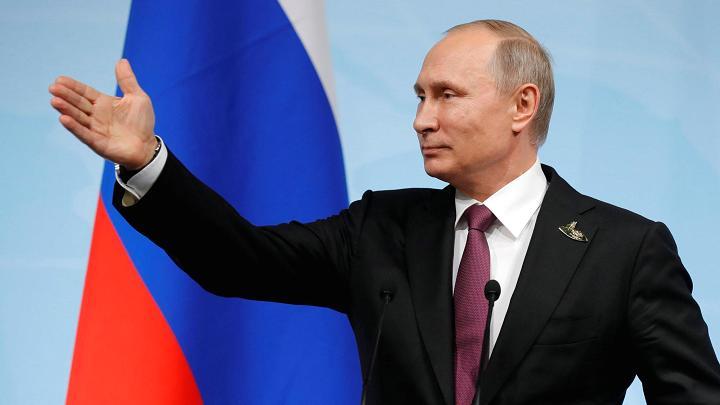 """美国新制裁箭在弦上!俄罗斯终于""""以牙还牙""""爆发了有些事可能这样会更好"""
