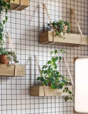 用墙面置物架 家里变大10㎡