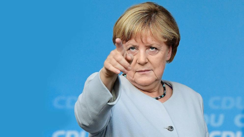 欧洲再度面临震动 德国大选后或放弃领导欧盟(图)
