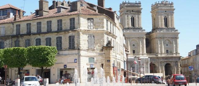青岛西海岸新区与法国欧什市缔结友好合作城市