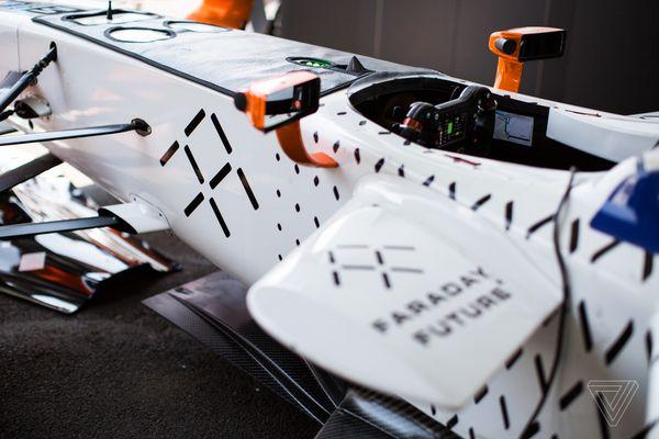 法拉第未来赛车