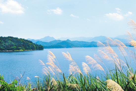 绍兴推行湖长制 3300多个湖库有了责任人