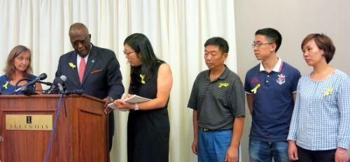 章莹颖最后日记曝光母亲崩溃!美国27岁绑架嫌疑人坚持无罪