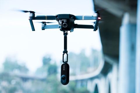 Insta360 ONE全景相机正式发布:手机秒变VR全景相机