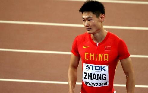 张培萌:遗憾生涯没跑进十秒 继续训练做红黑大战田径备胎