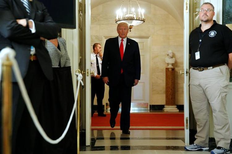 9月8日全球头条:白宫太缺人 特朗普对华拿不定主义