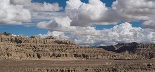 西藏阿里札达土林掠影