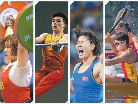 本届全运会,湖南代表团收获16金20银19铜