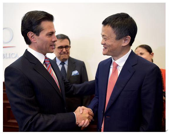 与墨西哥总统三面之缘后,马云将全球化带向当地市场