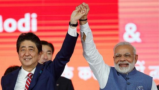 """日本""""割肉""""换项目 中日高铁印度争霸才刚刚开始"""