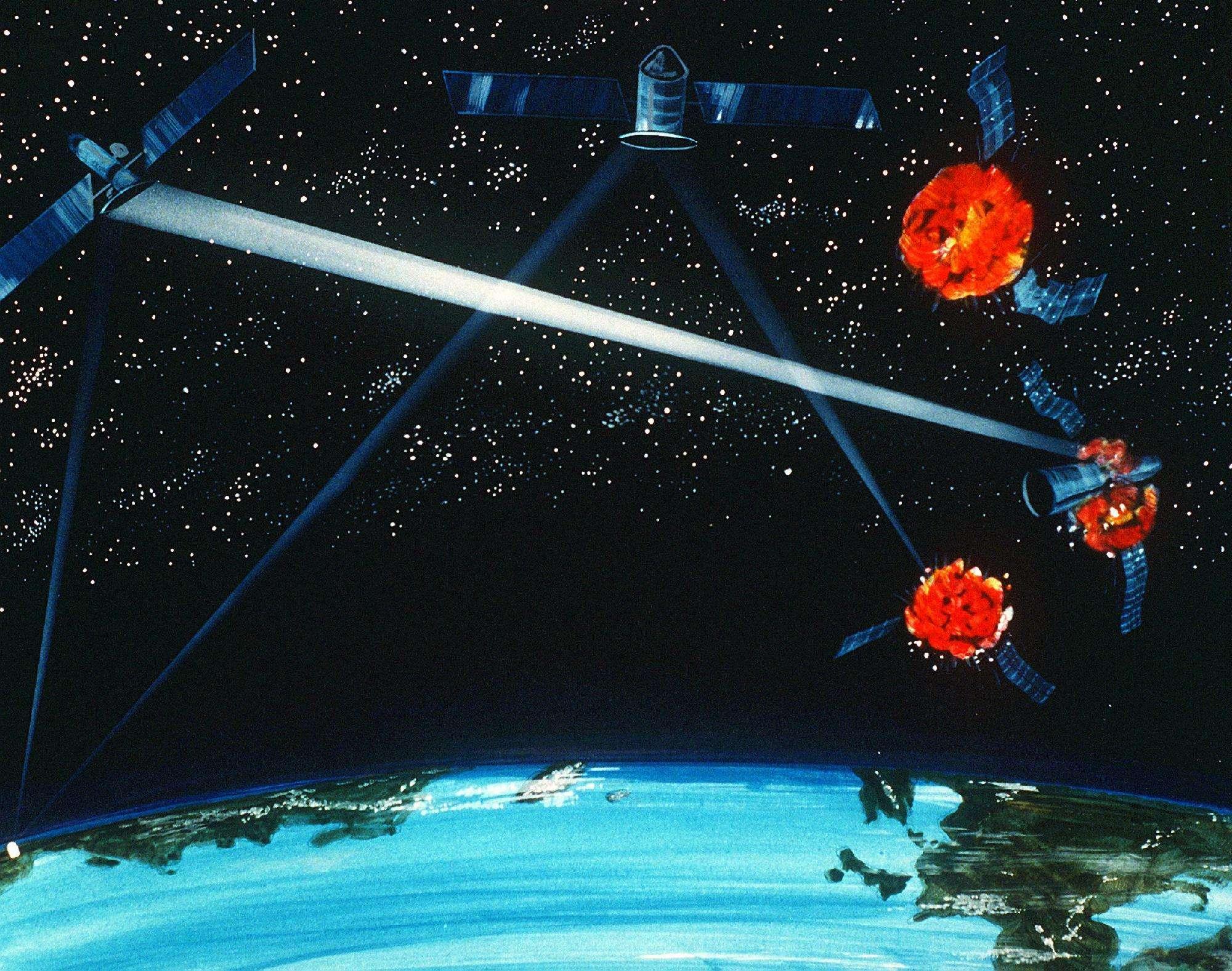 美智库评估解放军太空战能力:能摧毁500颗美卫星