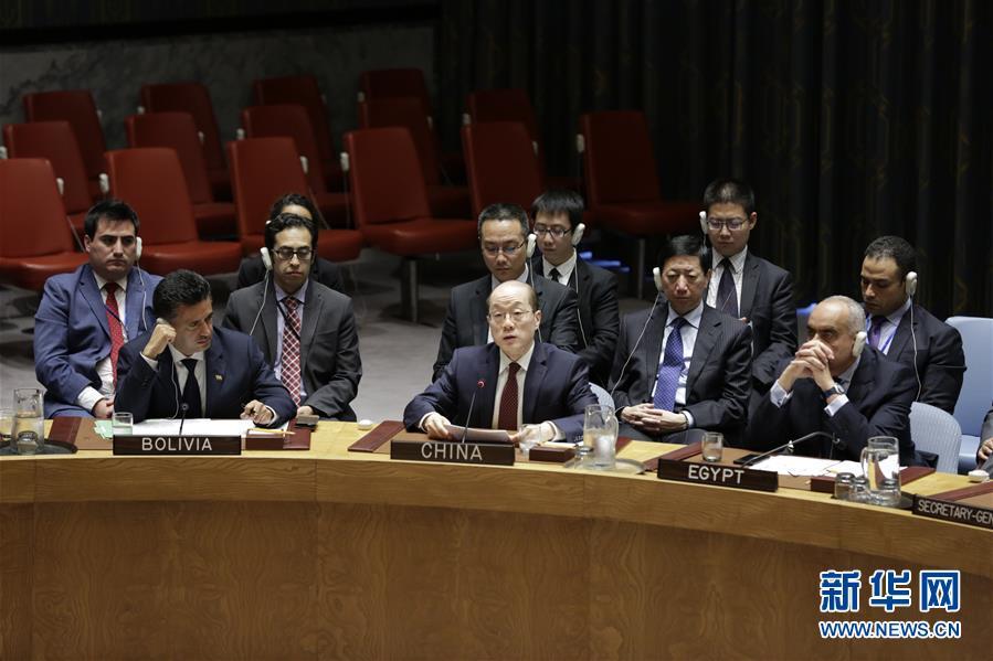 新华社:制裁朝鲜是为了最终实现政治解决